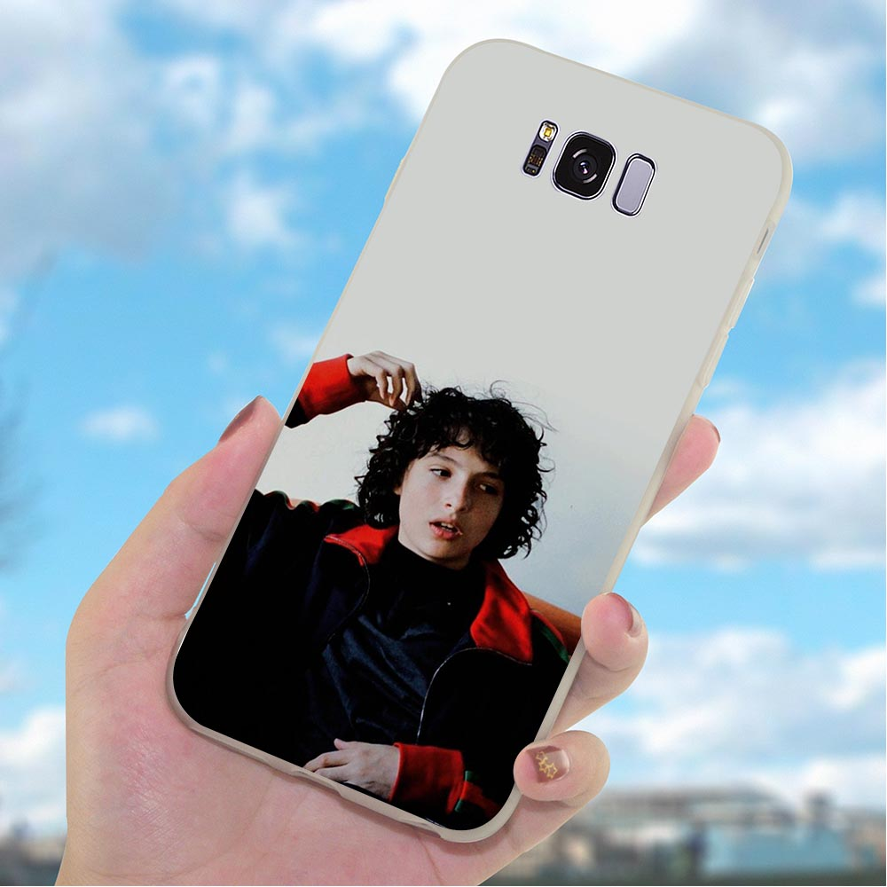 Phone Cover for A6 Plus 2018 Case A5 A7 A8 A9 A10 A20 A30 A40 A50 A70 Samsung J3 J5 J6 J7 EU Finn Wolfhard TV
