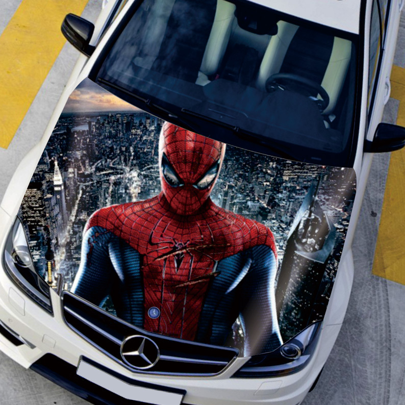 Popular Spiderman Car Decals Buy Cheap Spiderman Car