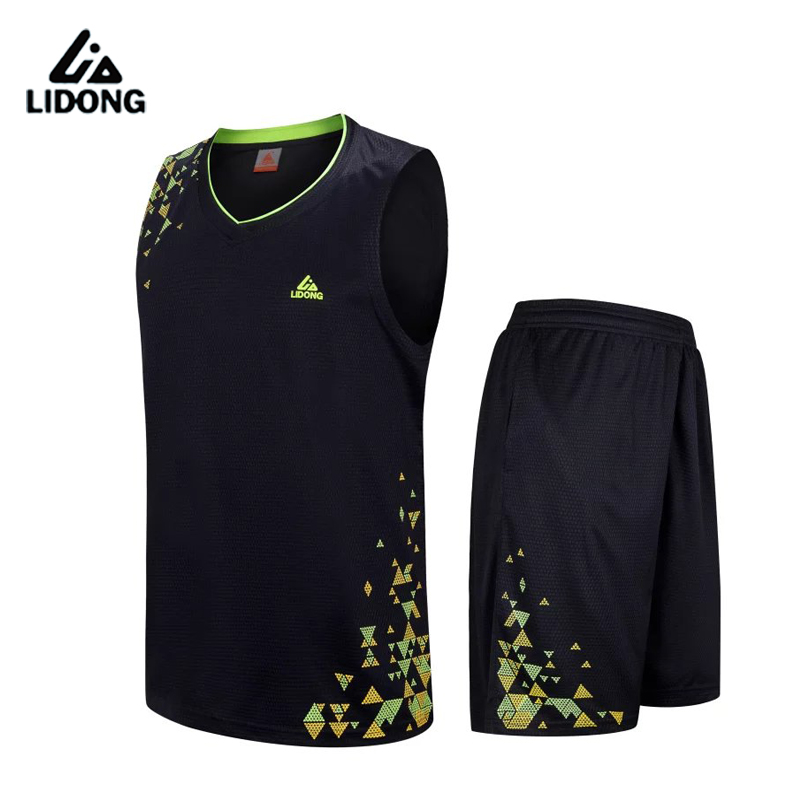 b5de52e2a69 New Men Basketball Jersey Sets Women Blank Jerseys Sports Running Sport  Breathable Adult Short Shirts Set Mens Uniforms Suits