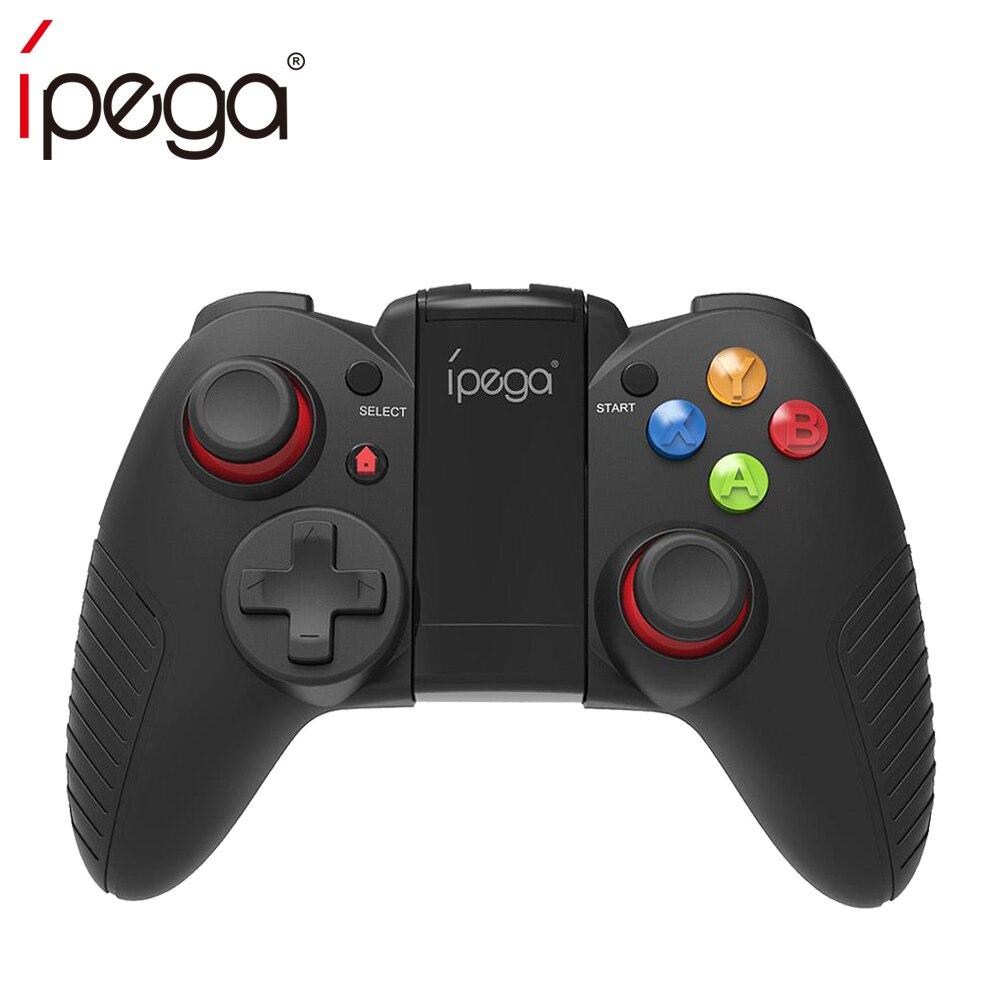 IPEGA PG-9067 PG 9067 Bluetooth Gamepad de Jeu Intelligent Contrôleur avec Support pour Android/iOS/Windows Tablet PC Smartphone