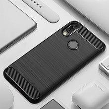 Caixa do telefone Para Xiaomi Redmi 7 Silicone Resistente Armadura Capa Mole Xiomi Redmi Nota 7 Pro 7 S Note7 Note7s 7Pro Redmi7 Fundas Coque