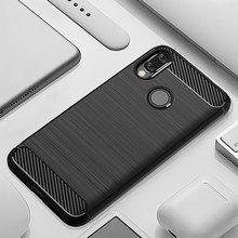 Cassa del telefono Per Xiaomi Redmi 7 Silicone Rugged Armatura Molle Della Copertura Xiomi Redmi Nota 7 Pro 7 S Note7 Note7s 7Pro Redmi7 Fundas Coque