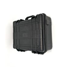 Internal size 505*385*200mm Plastic waterproof tool case tool box for metal detector все цены