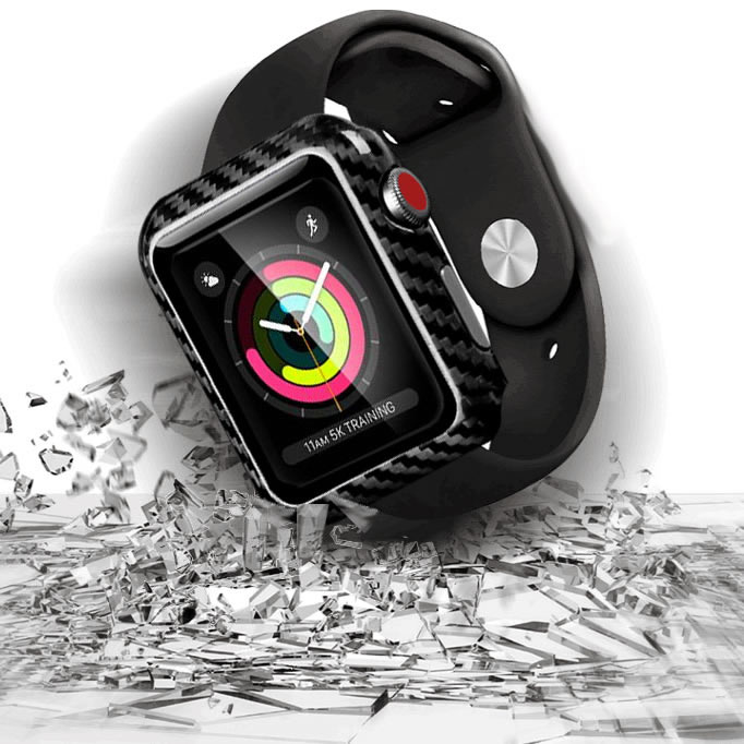 Luxury watch band for apple seriers watch shell (2)