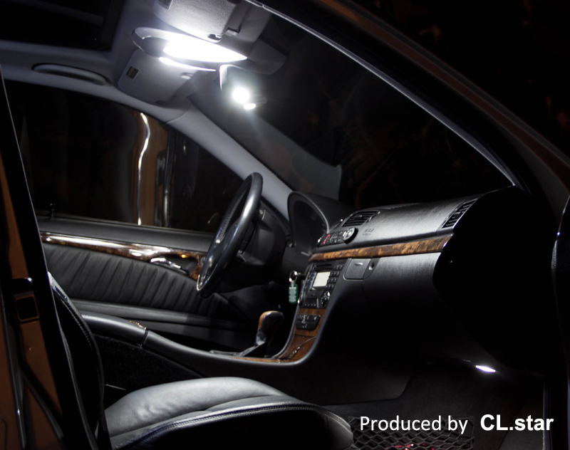 W210 interior lighting for Mercedes benz dashboard lights not working