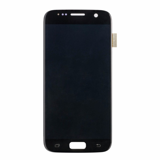100PCS/Lot Display Screen For SAMSUNG GALAXY S7 G930A G930F SM-G930F LCD Display Touch Screen Digitizer Assembly