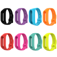 Silicone Replacement Wristband Strap for Tomtom Touch Bracelet Sport Watch Strap Fitness Tracker Black Blue 8 colors Wholesale Smart Accessories