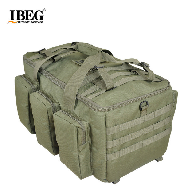 ФОТО Men's Military Tactics Backpack Multifunction Waterproof Oxford Men Travel bags 60L Large-capacity Men Bag Camouflage Backpack