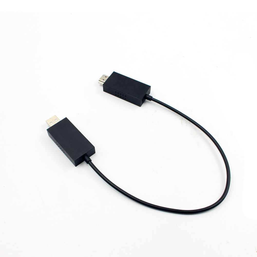 Wireless Display Adapter For HDMI Microsoft Video HD TV Stick Dongle  Receiver Media Streamer For Computer Laptop Phone Q