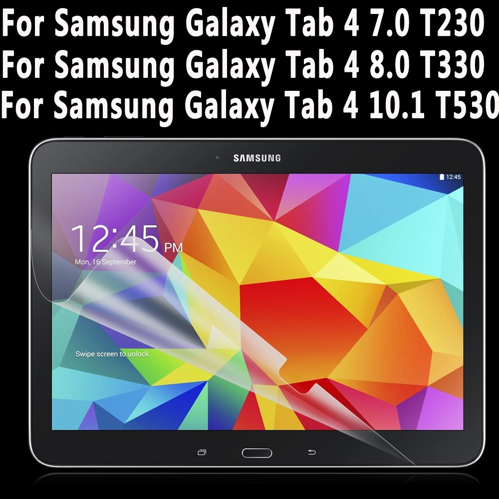 Tempered Glass For Samsung Galaxy Tab 4 7.0 8.0 10.1 Screen Protector For Samsung Galaxy Tab 4 7.0 8.0 10.1 T230 T330 T530 Glass