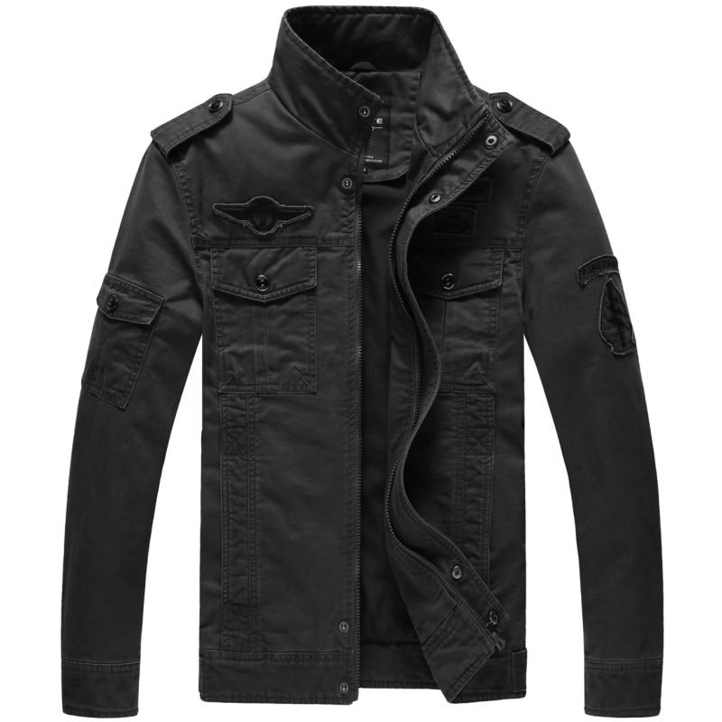 Moška jakna velike velikosti plus velikost 6XL vojaški stroški - Moška oblačila - Fotografija 4