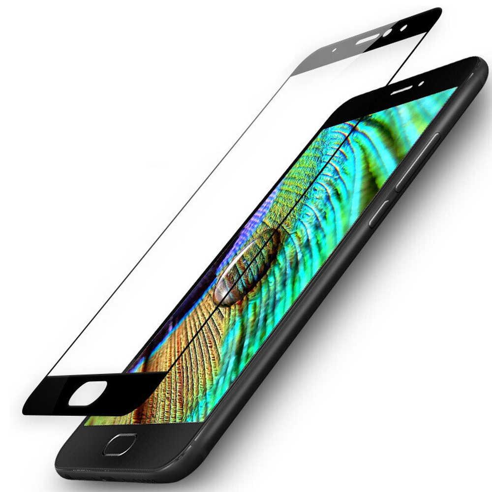 2.5D полный охват Экран протектор для Meizu M3 Note E2 5S X M5 Примечание M3E M5 Mini Note 6 Экран защитное закаленное Стекло пленка