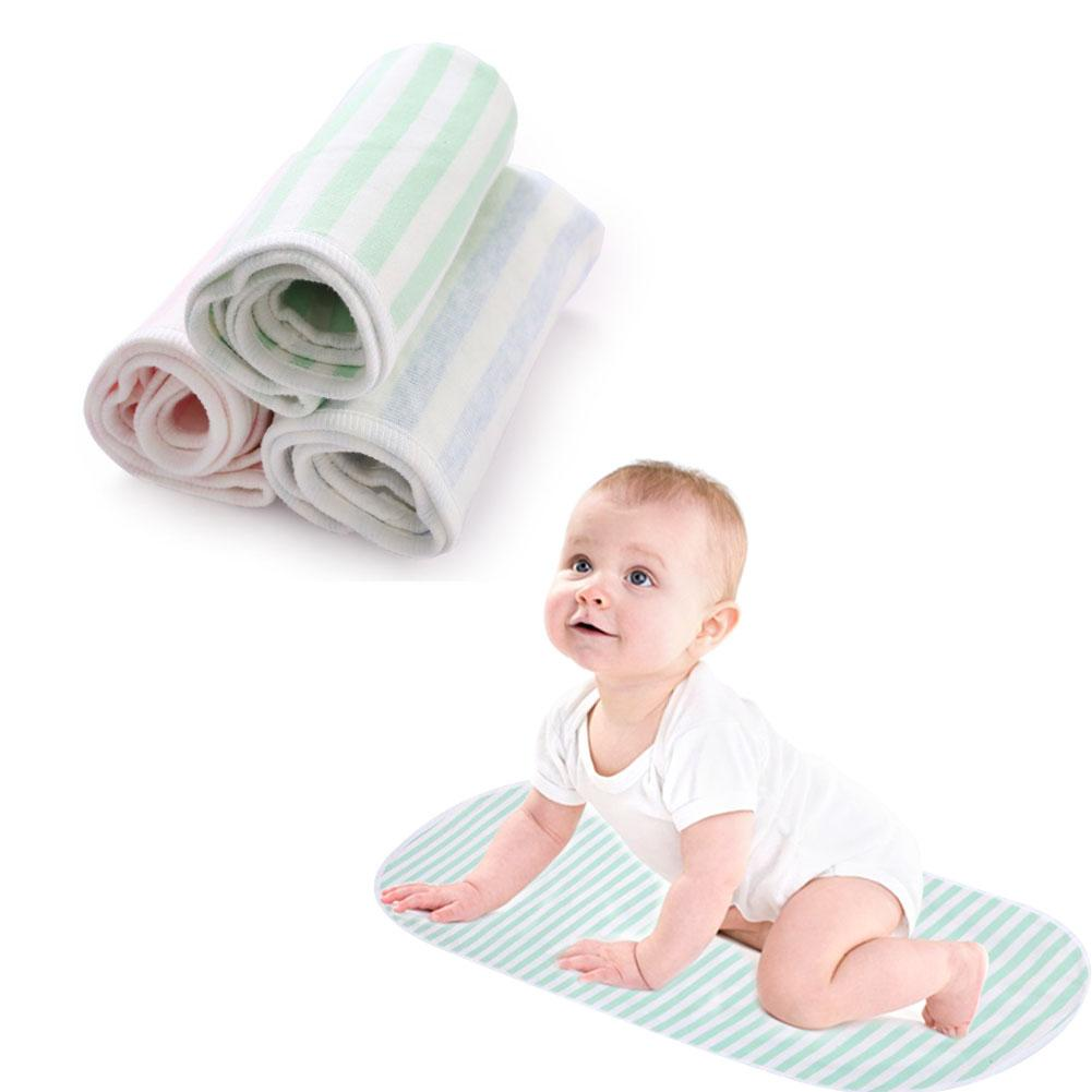 Clean Hands Changing Pad Portable Baby Cover Mat Folding Diaper Bag Kit NEW Covers