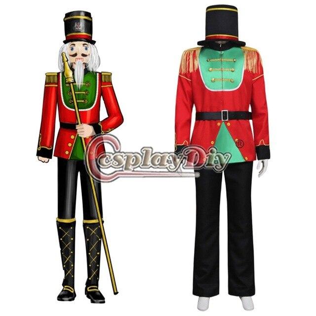 Cosplaydiy Barbie en El Cascanueces marioneta traje Guardia Imperial ...