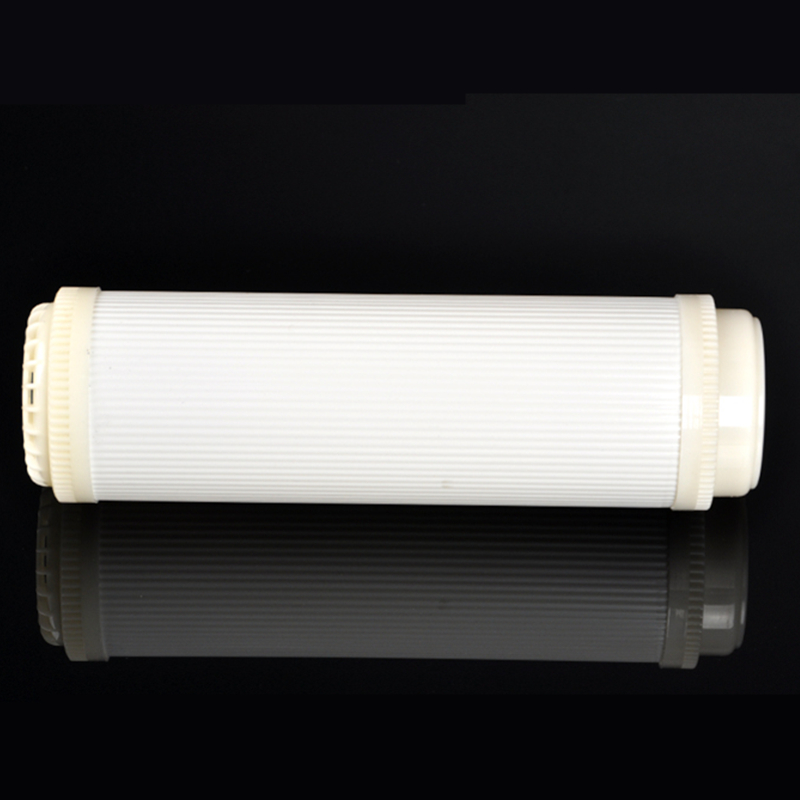 Flat Type 10 Inch UF Hollow Fiber Ultrafiltration Membrane Filter 0.01 Micron For Water Purifier Household Pre-Filtration