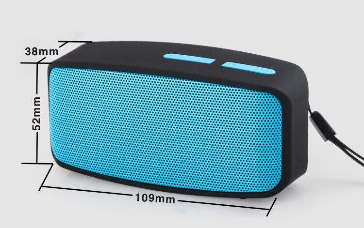 Venta al por mayor inalámbrico portátil MINI altavoz Bluetooth - Audio y video portátil - foto 5