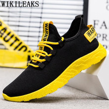 breathable shoes men sneakers mesh shoes mens sneakers casual sports shoes for male heren sneakers zapatillas hombre ayakkabı(China)