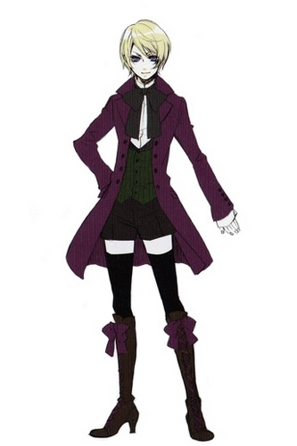 black butler kuroshitsuji alois trancy cosplay wig free shipping for halloween and christmas - Black Butler Christmas