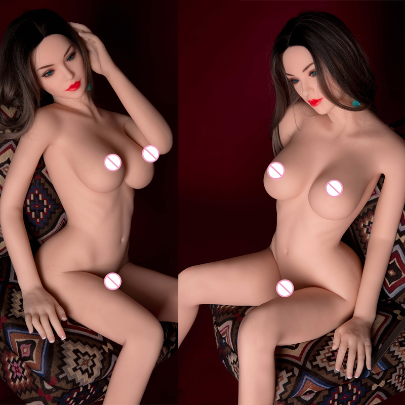 100cm Real Silicone Sex Dolls Robot Japanese Anime Love Doll Realistic Toys Life For Men Full Big Breast Sexy Mini Vagina Adult