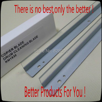 For Kyocera KM-1525 KM-1530 KM-1570 KM-2030 KM-2070 Drum Cleaning Blade,For Kyocera KM 1525 1530 1570 2030 2070 Wiper Blade,5PCS фото