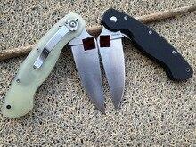 2018 JIAHENG высокое качество C36 складной Ножи S30V лезвие G10 ручка 7 видов цветов кемпинг охотничьи ножи выживания Военный Открытый инструмент