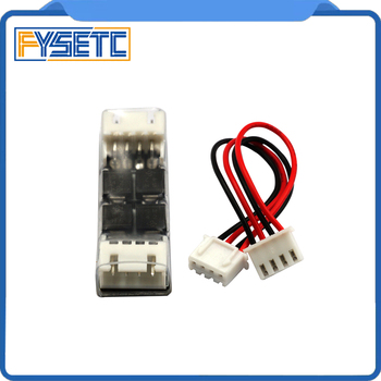 4pcs Silent Lines Elimination Filter Jutter Elimination With Cable For DRV8825 , Resistance With Low Motor VS TL-Smoother V1.0 фото