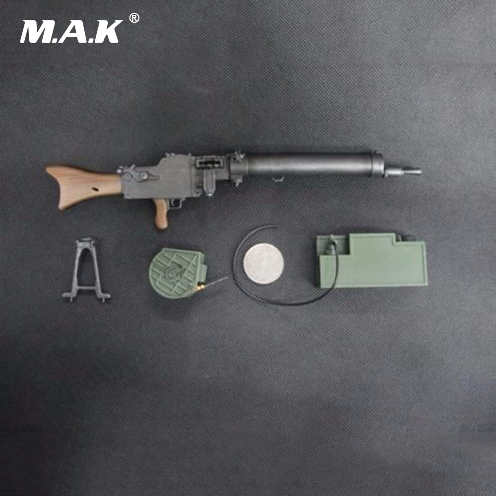 1//6 figure weapons QSZ92 Semiautomatic pistol Thermal weapon model in stock