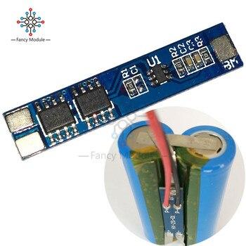 цена на 2S 5A Li-ion Lithium Battery 18650 Charger Protection Board 7.4V 8.4V Pad Module