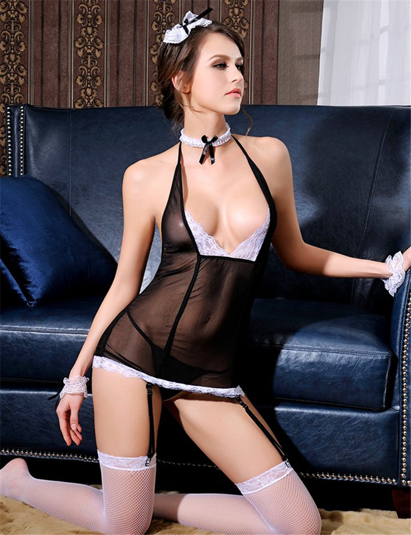 R80168 New Brand Special Style Cosplay Erotic Costume -1642
