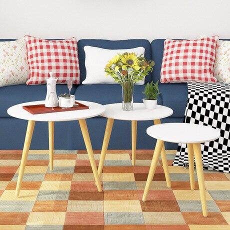 coffee tables living room furniture home furniture solid wood tea side table basse minimalist. Black Bedroom Furniture Sets. Home Design Ideas