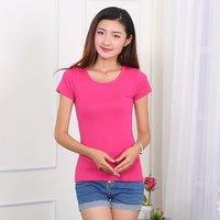 M22 2018 O neck korean style women shirts casual streetwear women t shirt womens clothing U025