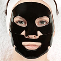 Black Mask Bamboo Mask 5Pcs Charcoal Collagen Mask for Oily, acne-prone skin Free shipping