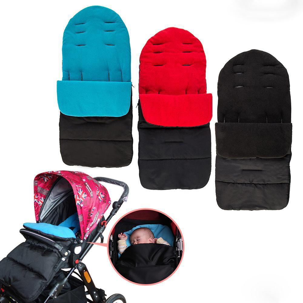 Foot muff infant baby sleeping bag for Mamas and Papas stroller winter blanket