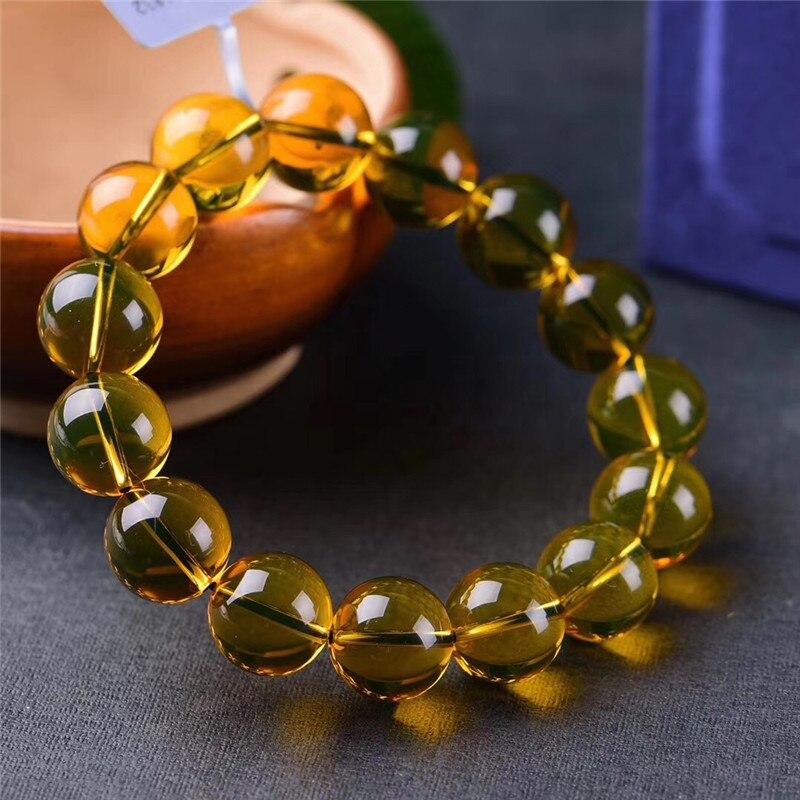 Natural Blue Amber Bracelets (1)