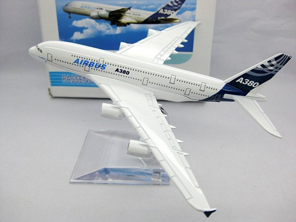 Free Shipping: China Post, Free Shipping,A380 Airbus,14cm
