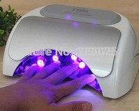 Hot 18 W 100 V-240 V Lampa LED Paznokci UV Najlepszy Efekt Utwardzania Paznokci Włosów 18 K