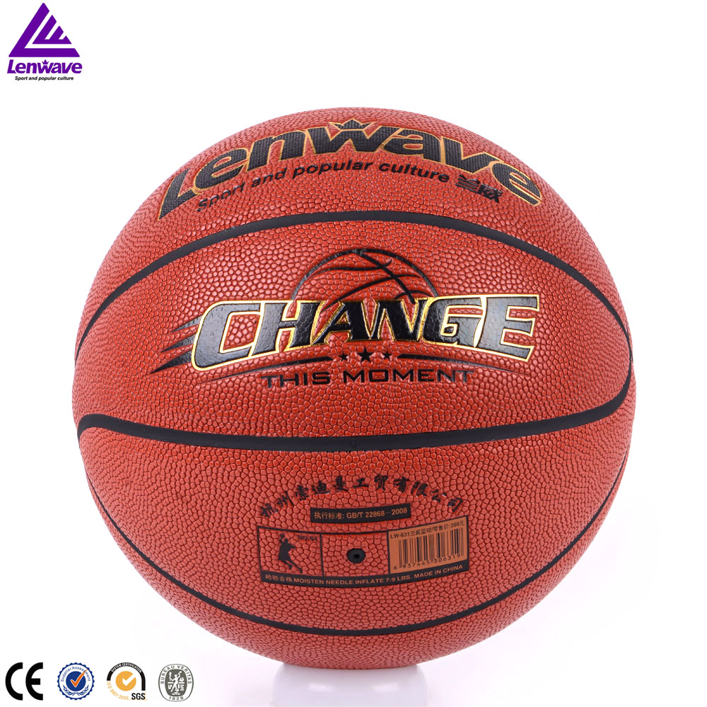 High Quality Size 6 Basketball Ball Women And Student Indoor match Ball Free Shipping PU Basketball Balls