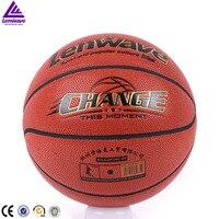 Hoge Kwaliteit Maat 6 Basketbal Bal Vrouwen En Student Indoor match Bal Gratis Verzending PU Basketbal Ballen