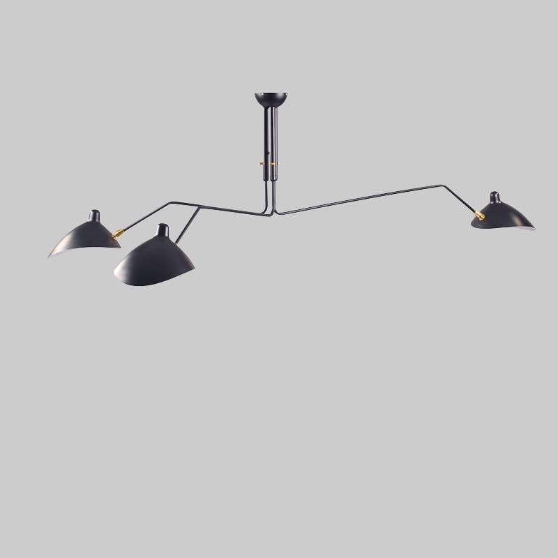 DX Nordic Ceiling Lamp Designer's Ceiling Lighting Duckbill Replica Rotating Dining Room Lighting Lamps White/Black Plafonnier литой диск replica legeartis concept ns512 6 5x16 5x114 3 et40 d66 1 bkf