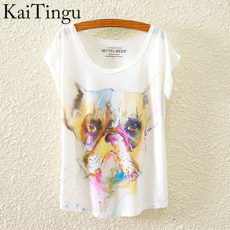 HTB1W24iKVXXXXXSaXXXq6xXFXXXI - New Fashion Short Sleeve T Shirt Women Tops Eiffel Tower Printed T-shirt