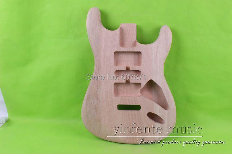 ФОТО 1pcs NEW high quality   Unfinished electric guitar  body 2#