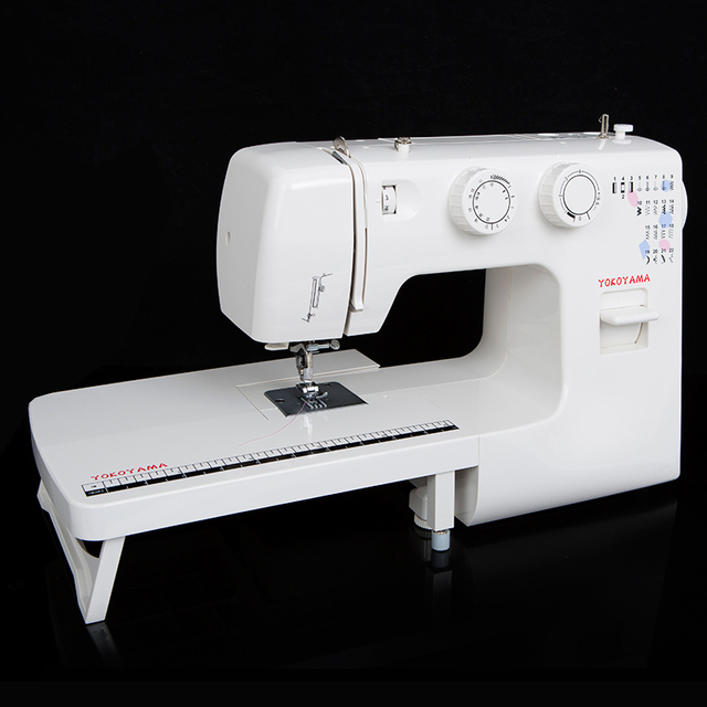 Yokoyama Electric Household Sewing Machine With Extension Table Enchanting Best Quality Sewing Machine Needles
