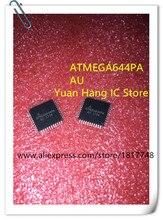 10pcs ATMEGA644PA-AU ATMEGA644PA ATMEGA644 TQFP-44 8 bit microcontroller