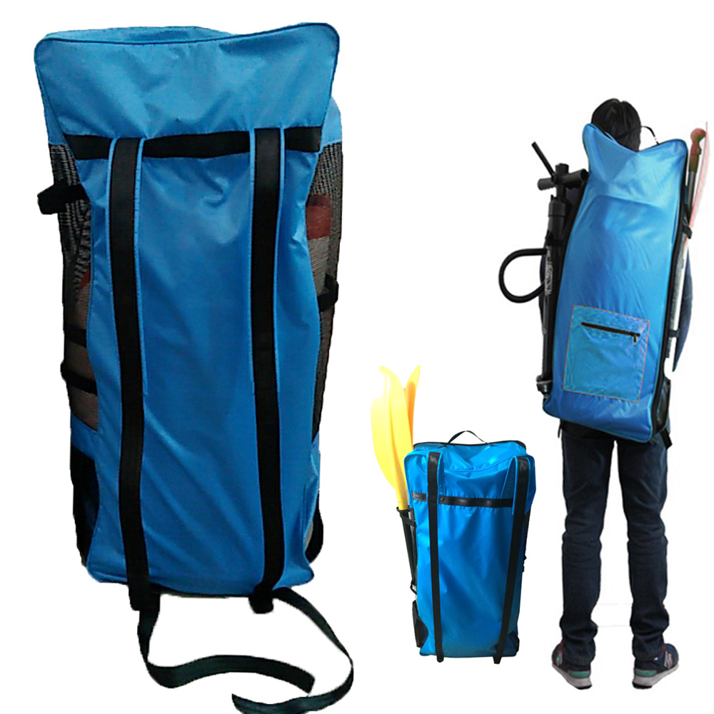 Big Volume Inflatable Standup Paddle Boards Bag Quick Dry Dinghy Raft SUP Backpack Breathability Travel Carry Bag Back Pack