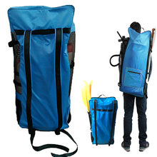 Grote Volume Opblaasbare Standup Paddle Boards Bag Quick Dry Rubberboot Vlot SUP Rugzak Ademend Reizen Carry Bag Back Pack(China)
