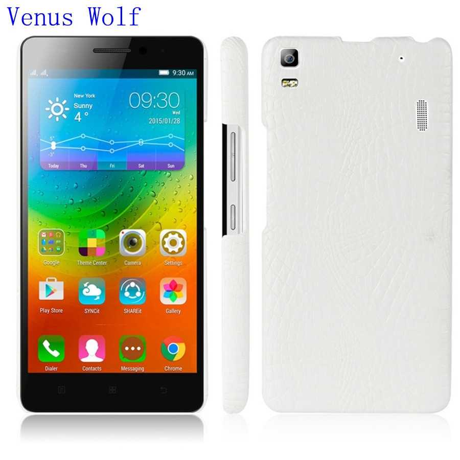 huge selection of 8905d bb6f0 for Lenovo A7000 A 7000 7000a Plus A7000a Turbo Hard PC Frame Cover Case  for Lenovo K3 K 3 Note K50a40 K50-T3s Phone Bumper Case