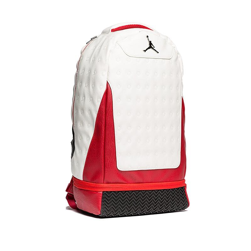 Nike Air Jordan Retro 12 13 School Bag Sports Backpack Computer Bag