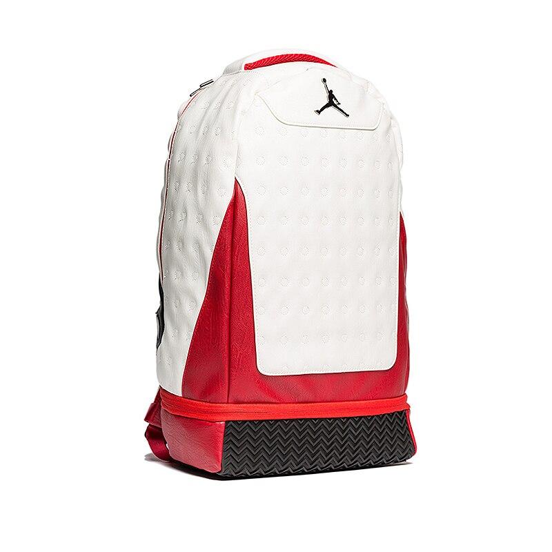 Nike Air Jordan Retro 12 13 School Bag Sports Backpack Computer Bag nike nike fuelband sports bracelet battery cover green m