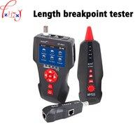 Полнофункциональный Тестер кабеля NF-8601 английская версия тестер длины точки останова ЖК-дисплей полнофункциональный finder 3 7 В