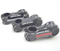 Superlogic tam karbon fiber bisiklet yol mtb bisiklet kök karbon gümüş kırmızı 28.6mm 70/80/90/100/110/120mm bisiklet aksesuarları